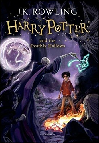Audio Book J. K. Rowling Book 7 Harry Potter And The Deathly Hallows